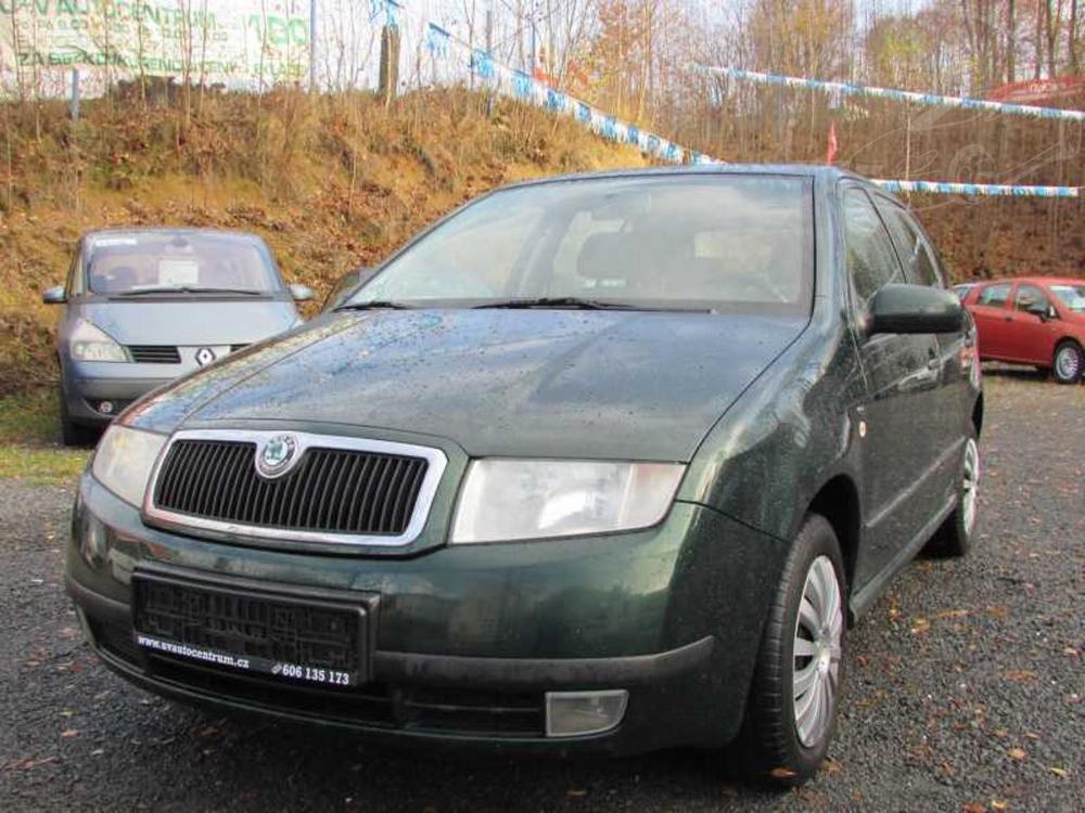 Prodám Škoda Fabia 1.4 16V 100 PS