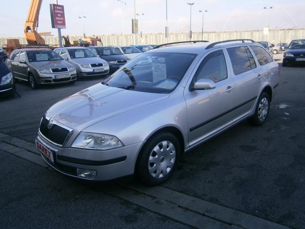 Prodám Škoda Octavia Combi 1.9 TDI