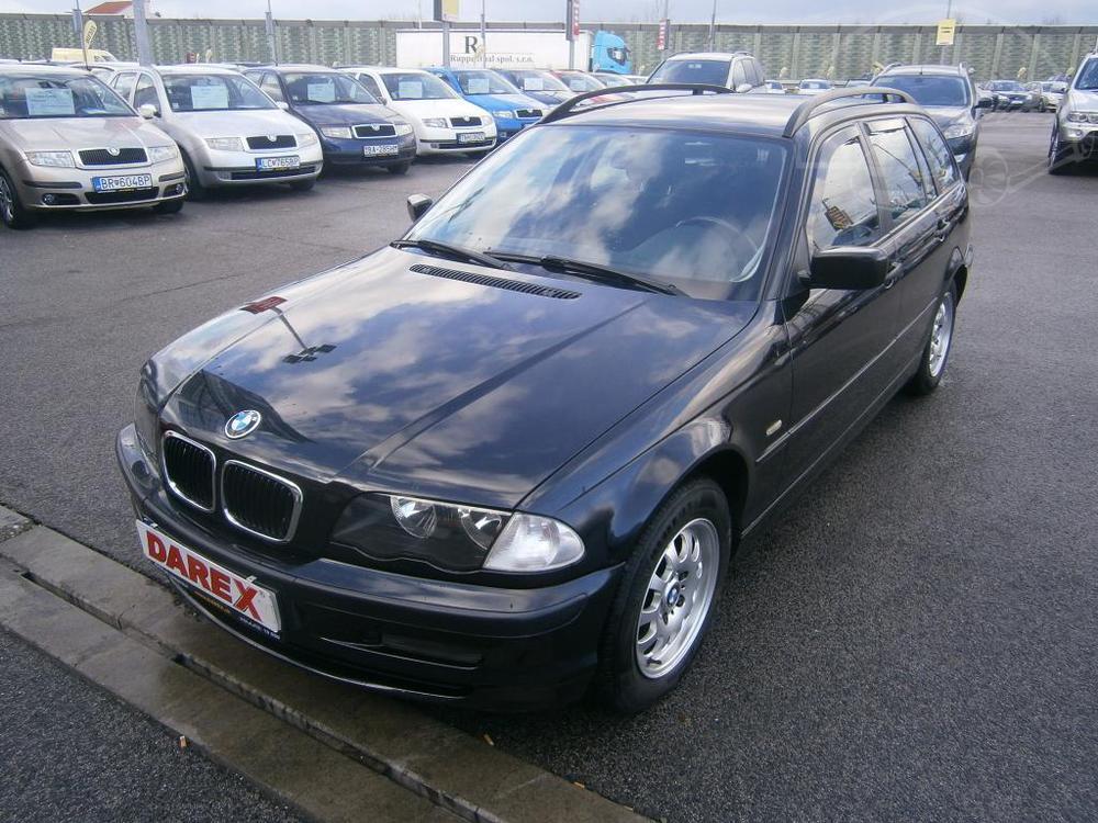 Prodám BMW 318 1.8 i
