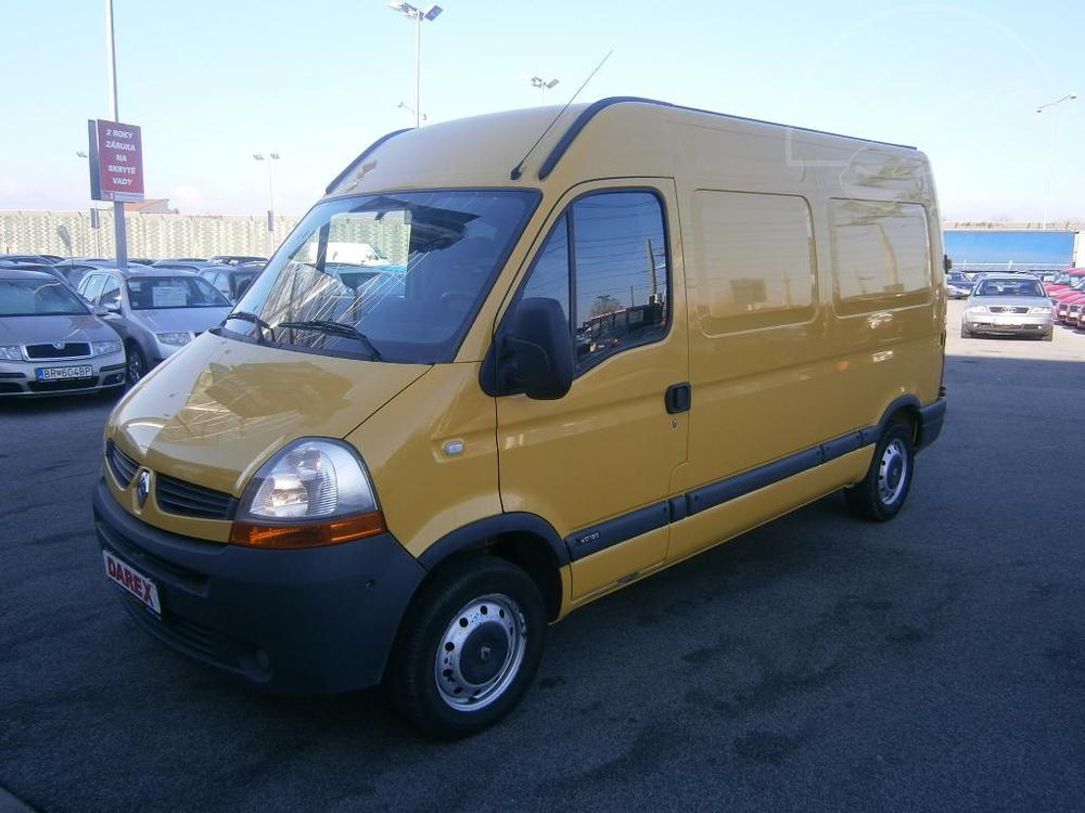 Prodám Renault Master 2.5 DCI
