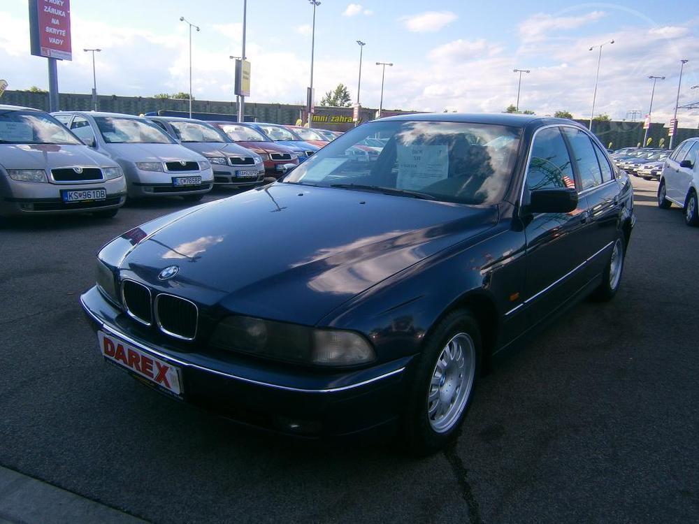 Prodám BMW 530 3.0 d
