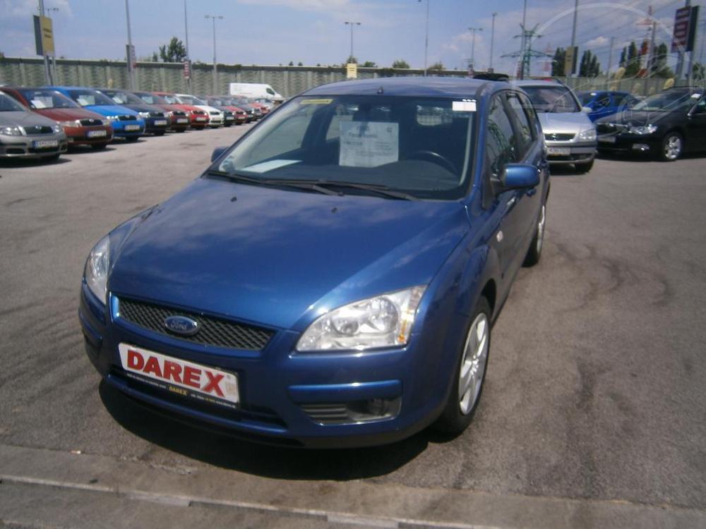 Prodám Ford Focus kombi 1.8 TDCI
