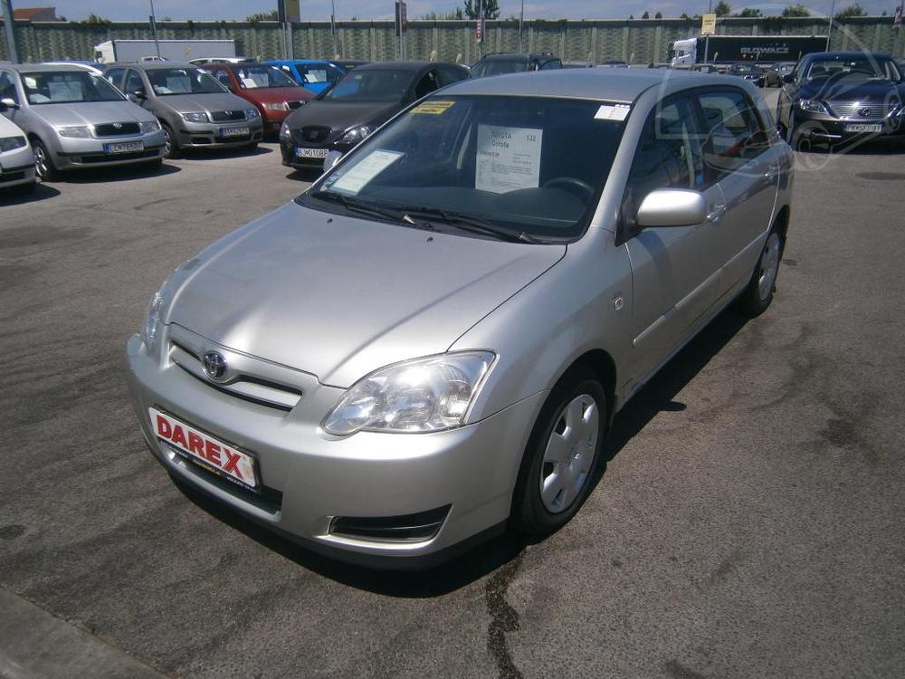 Prodám Toyota Corolla 1.6