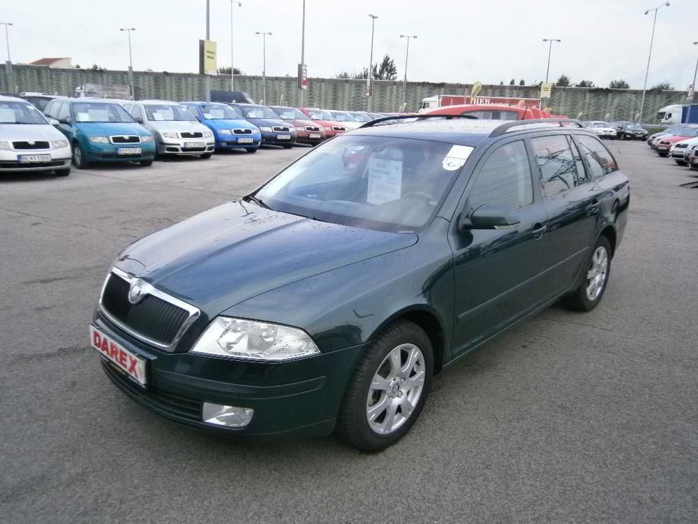 Prodám Škoda Octavia Combi 2.0 TDI