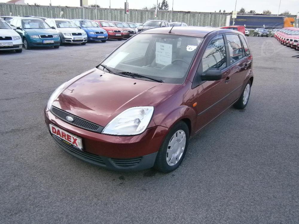 Prodám Ford Fiesta 1.4