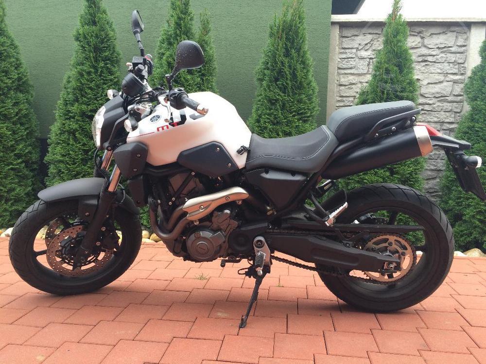 Prodám Yamaha MT-03 0.6