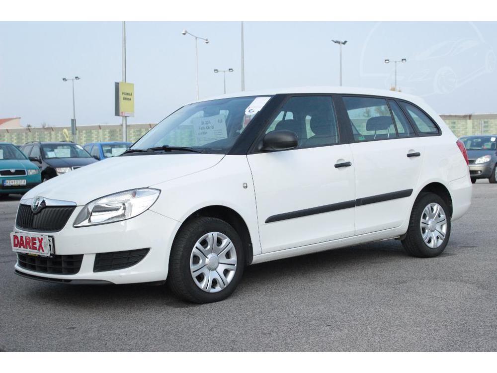 Prodám Škoda Fabia Combi 1.6 TDI Active