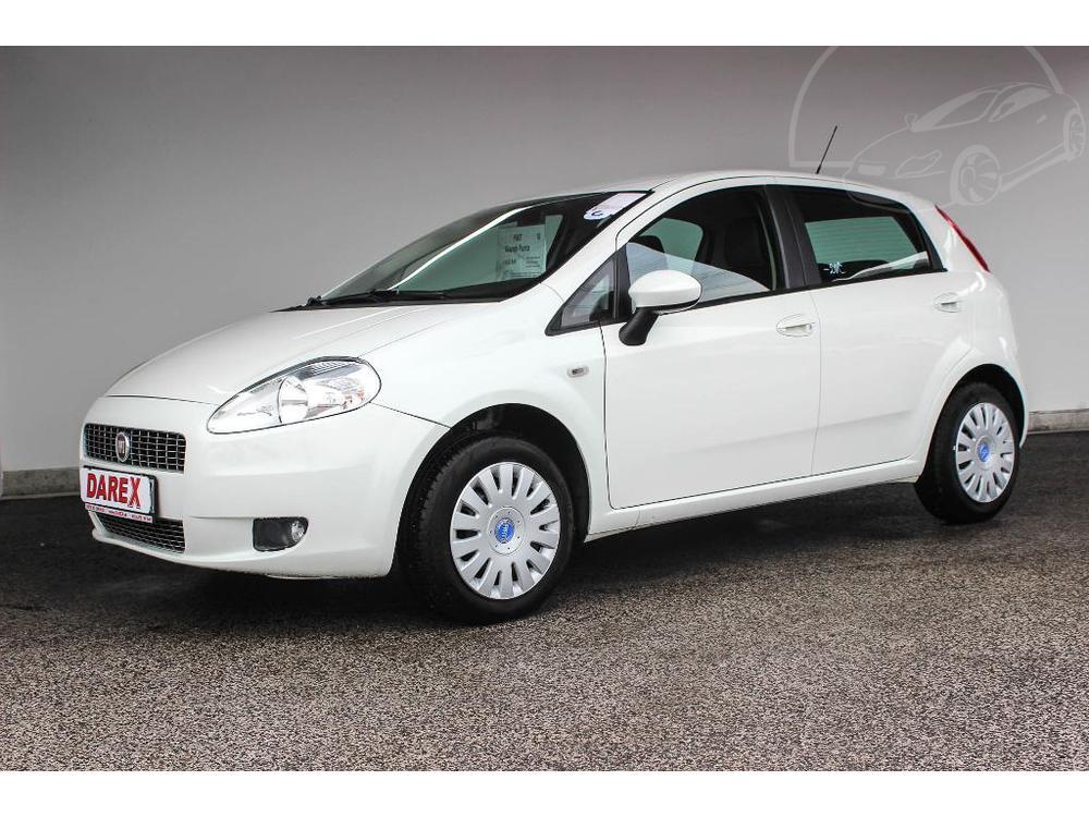 Prodám Fiat Punto 1.2 Dynamic 48