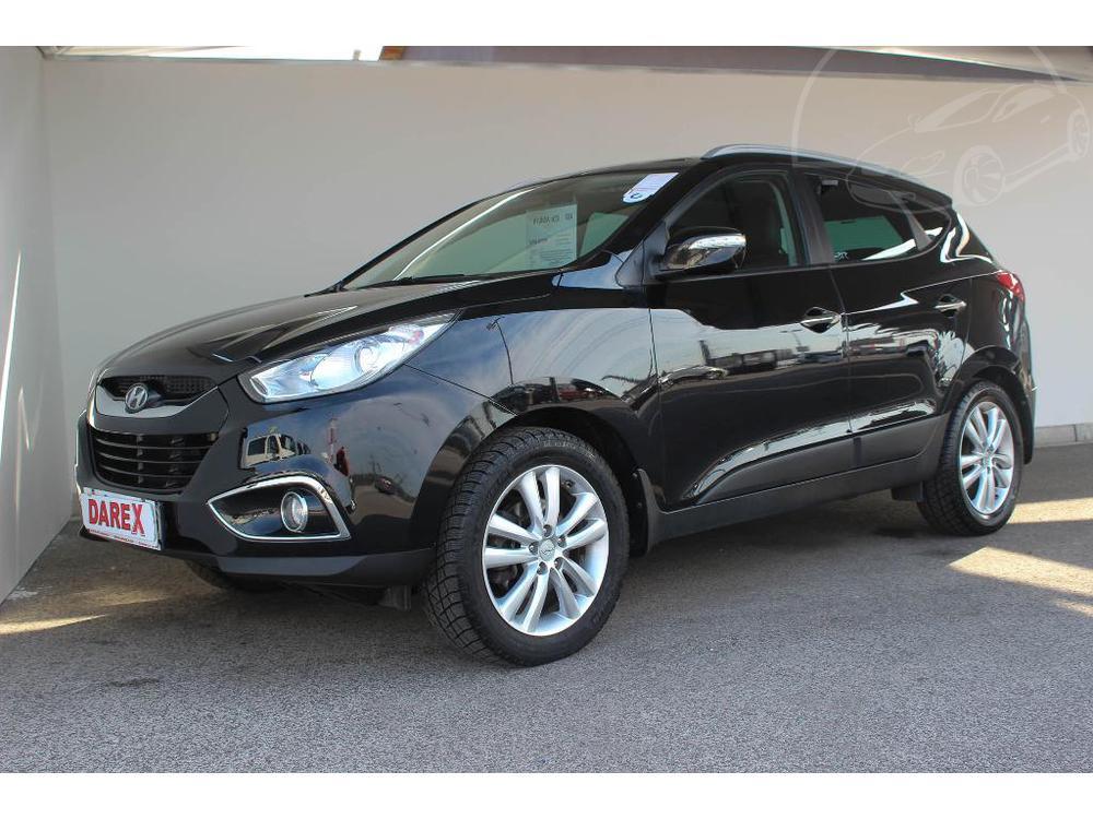 Prodám Hyundai iX35 2.0 CRDi VGT Premium
