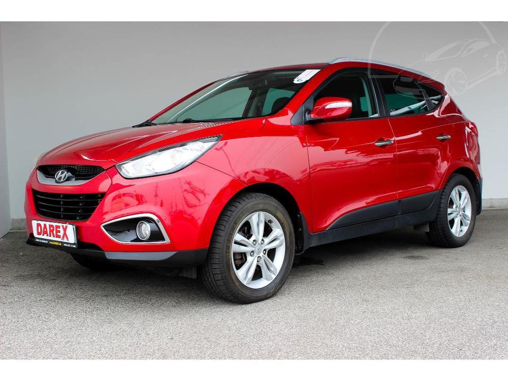 Prodám Hyundai iX35 2.0 CRDI
