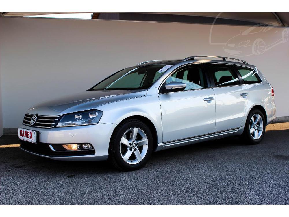 Prodám Volkswagen Passat Variant 1.6 TDI BlueMotion Trendline