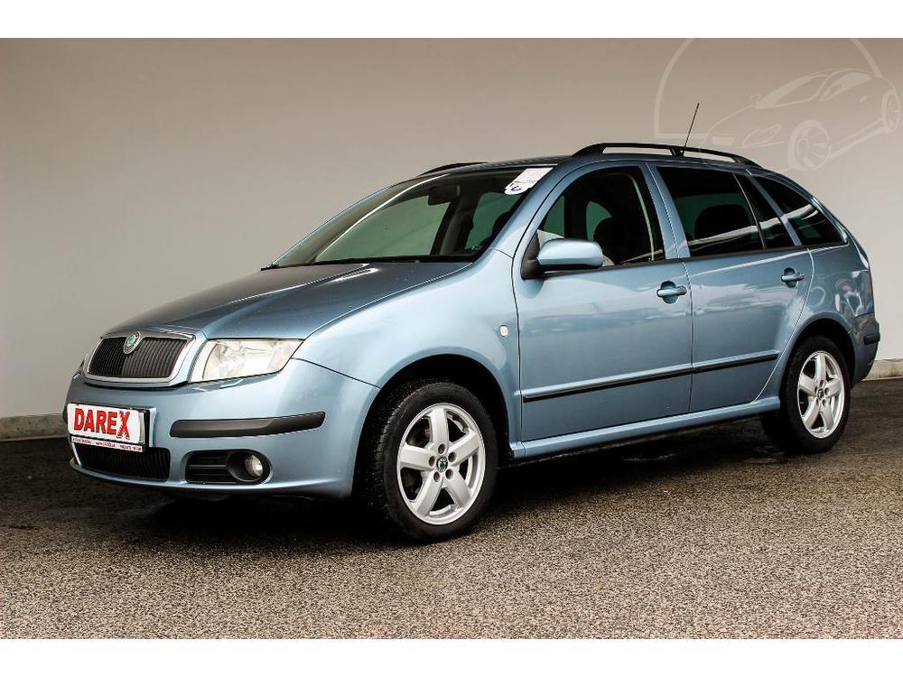 Prodám Škoda Fabia Combi 1.9 TDI