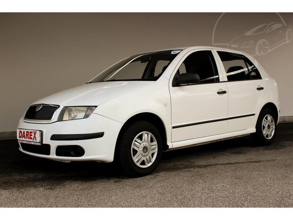 Prodám Škoda Fabia 1.2 HTP+LPG