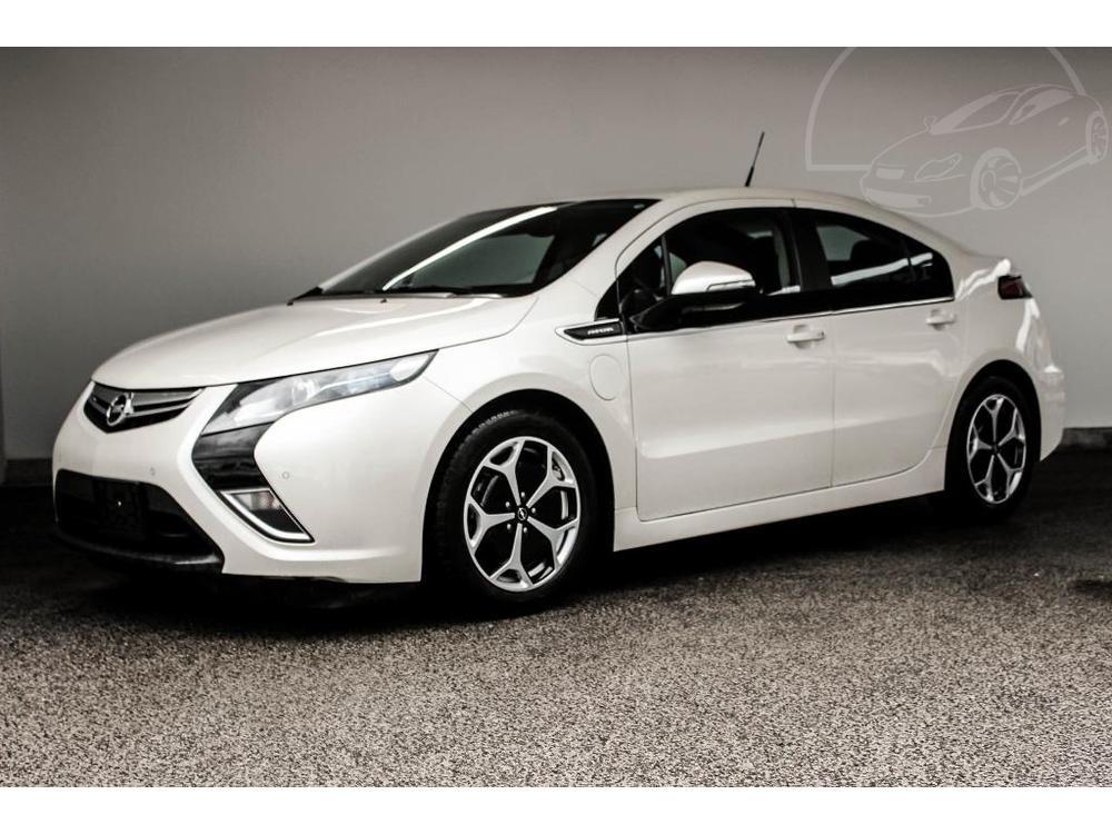 Prodám Opel Ampera 1.4 XFL 63 kW Elektromotor (111kW) benzín