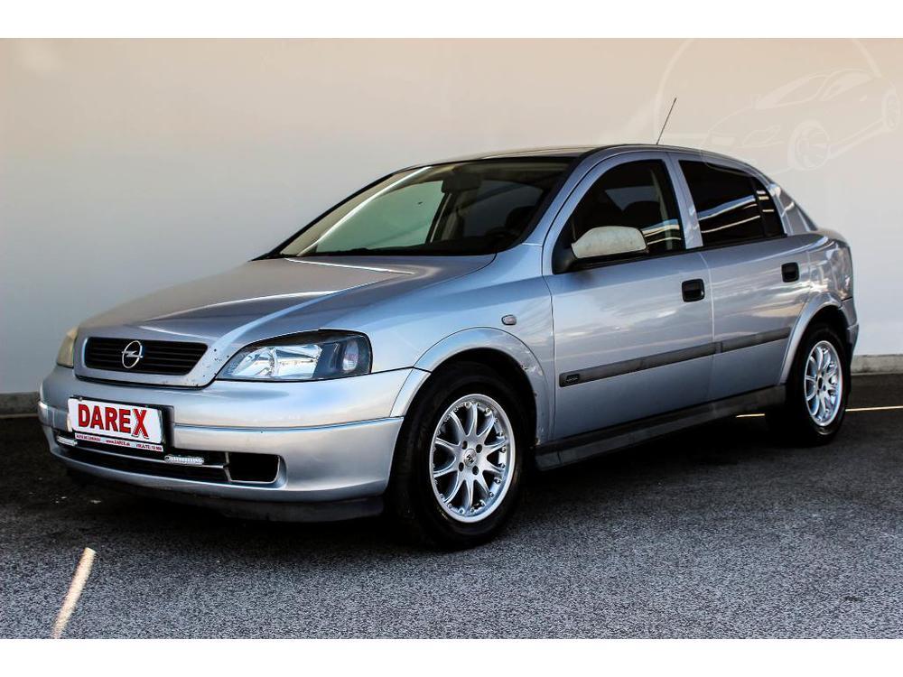 Prodám Opel Astra 1.6 16 V