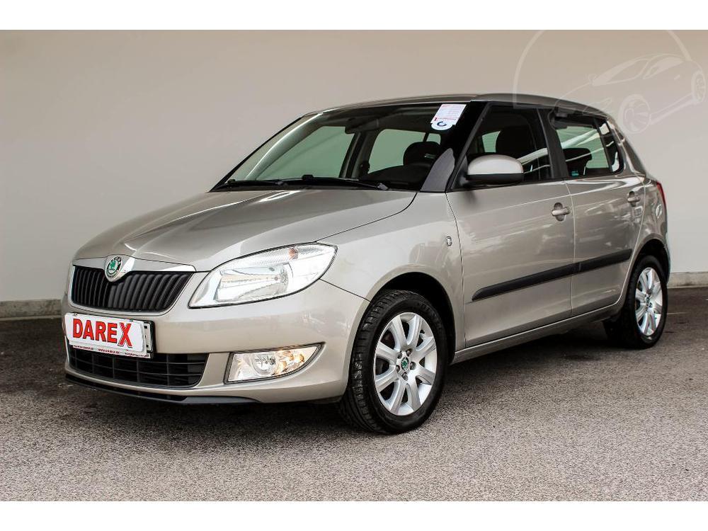 Prodám Škoda Fabia 1.6 ZDI CR 55 KW AMBITION