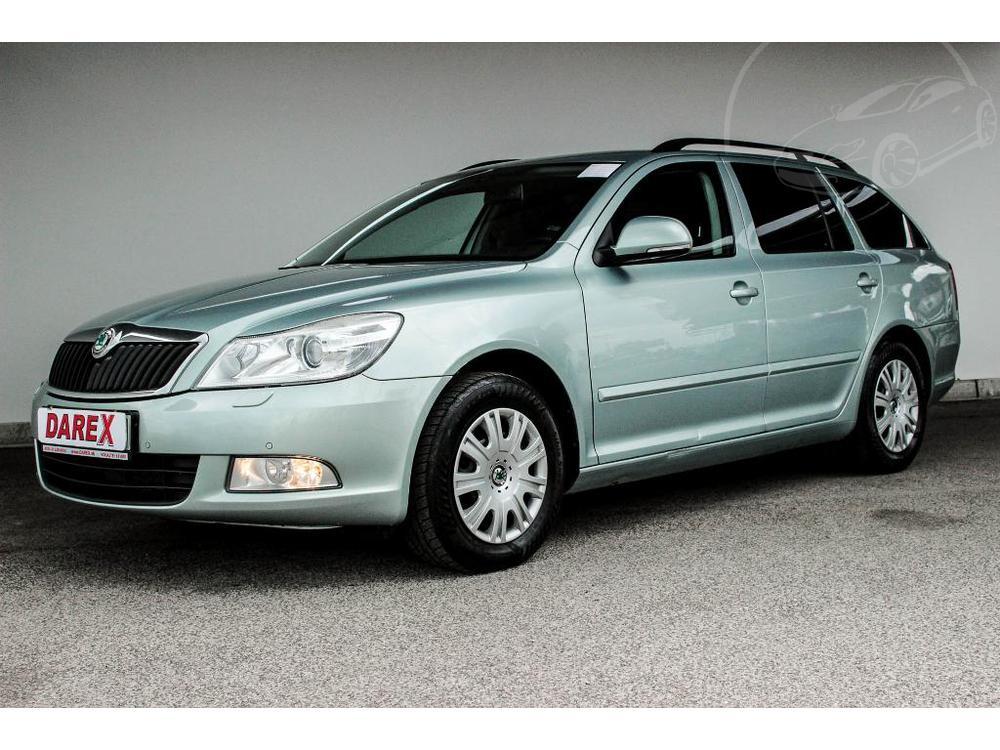 Prodám Škoda Octavia Combi 2.0 TDI Elegance