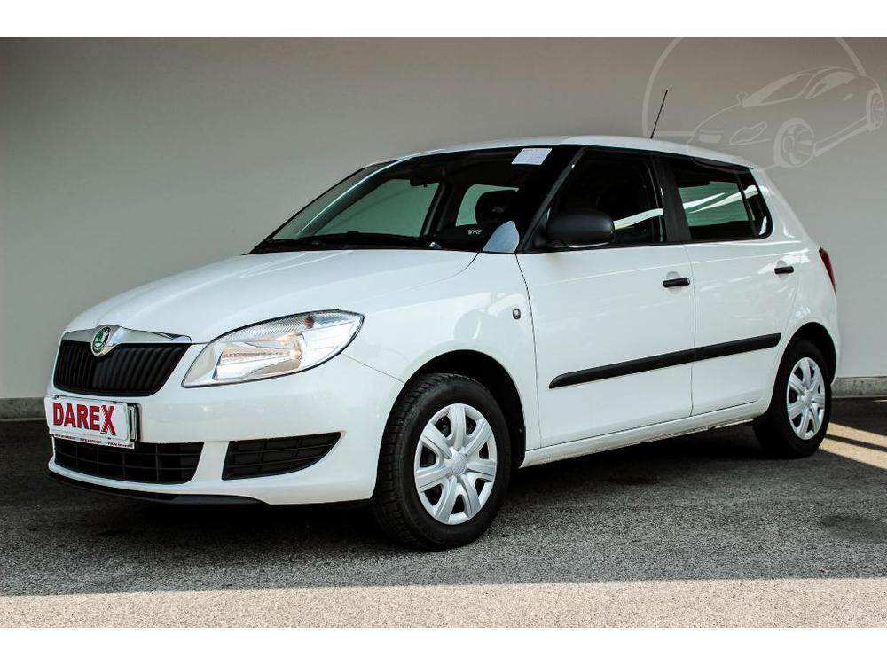 Prodám Škoda Fabia 1.2 Classic