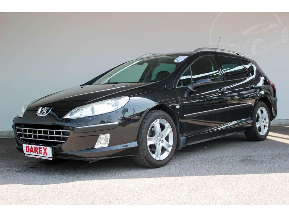 Prodám Peugeot 407 SW 2.0 HDI