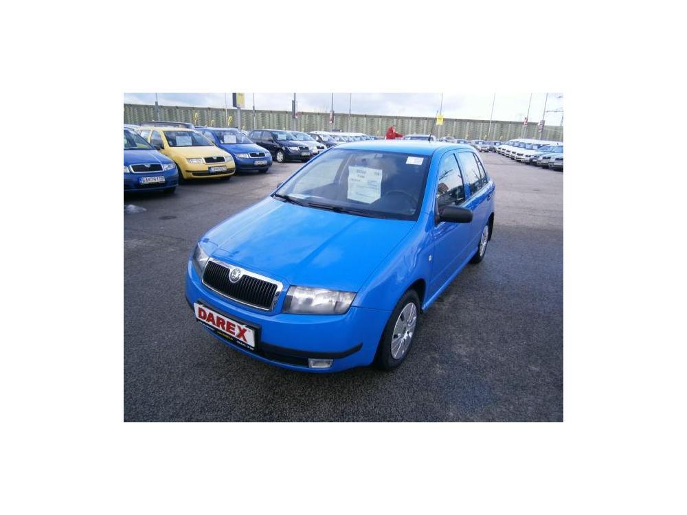 Prodám Škoda Fabia 1.2 i