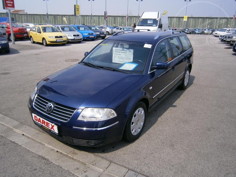 Prodám Volkswagen Passat Variant 1.9 TDI