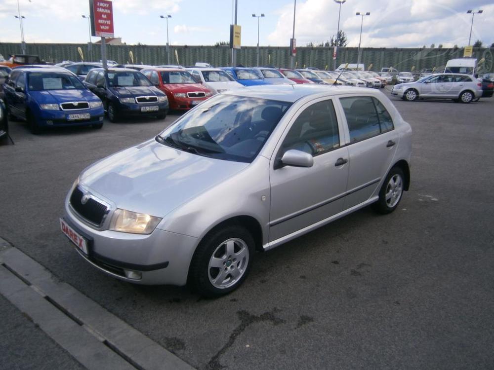 Prodám Škoda Fabia 1.4 i