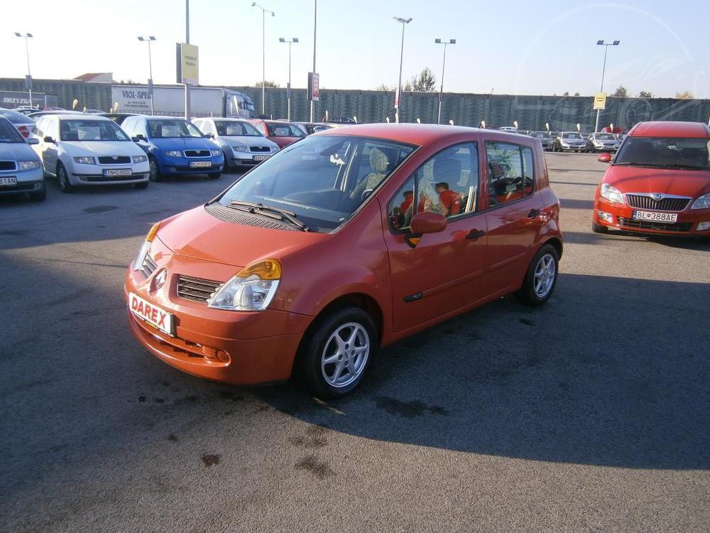 Prodám Renault Modus 1.2