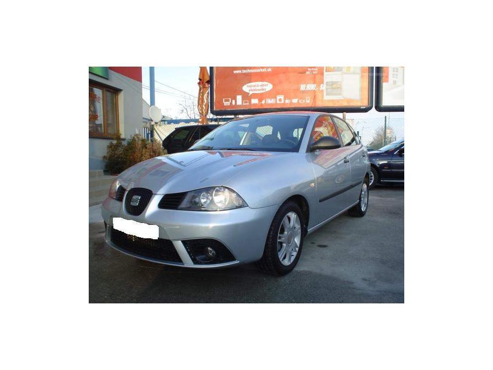 Prodám Seat Ibiza 1.4 TDI sport