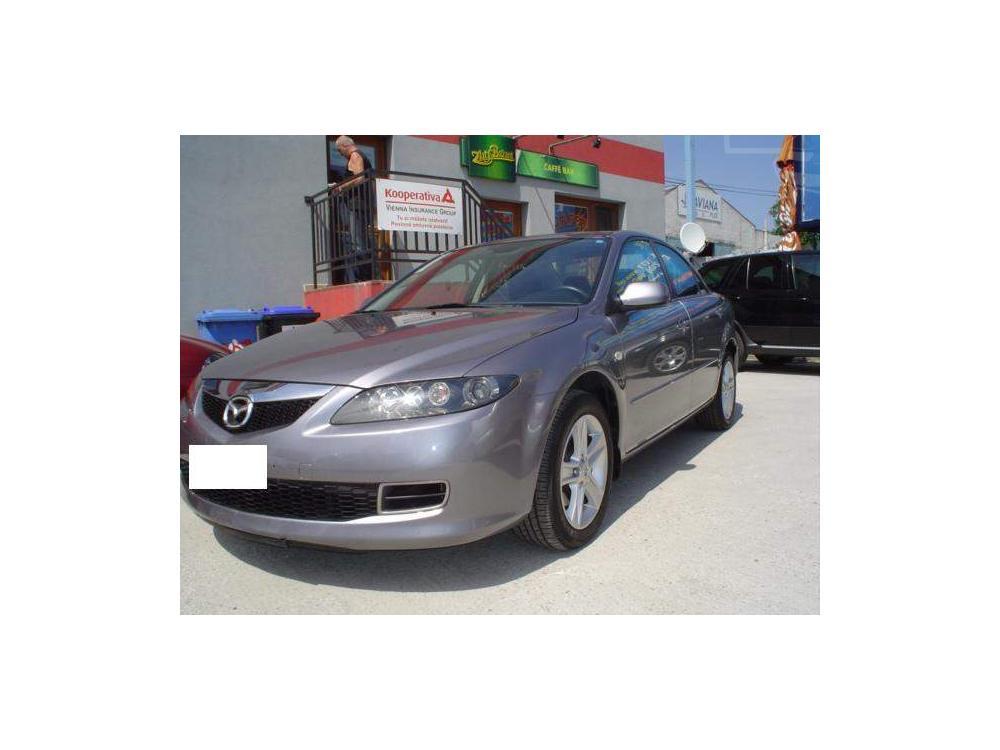 Prod�m Mazda 6  2.0 MZR-CD Aktive