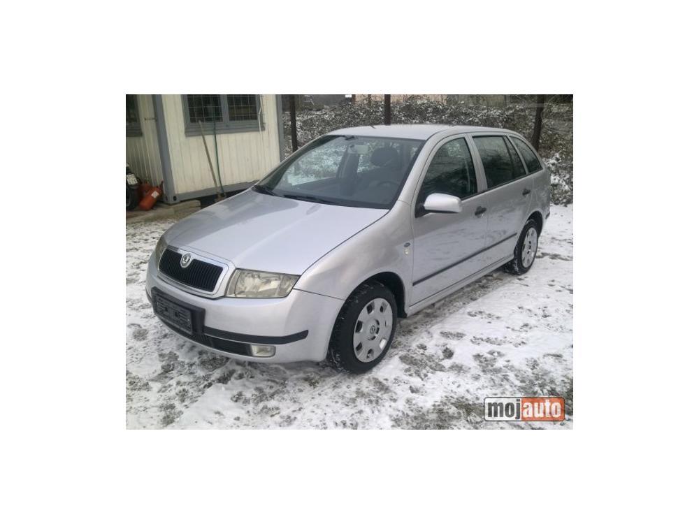 Prodám Škoda Fabia 1.4