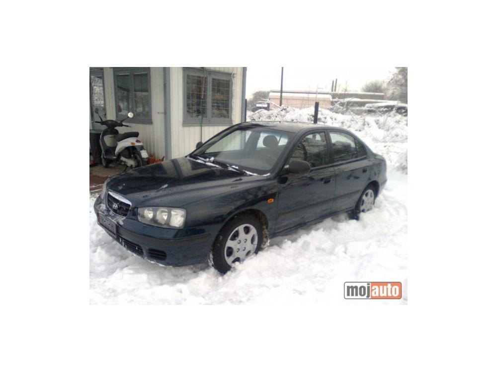 Prodám Hyundai Elantra 2.0 CRDI