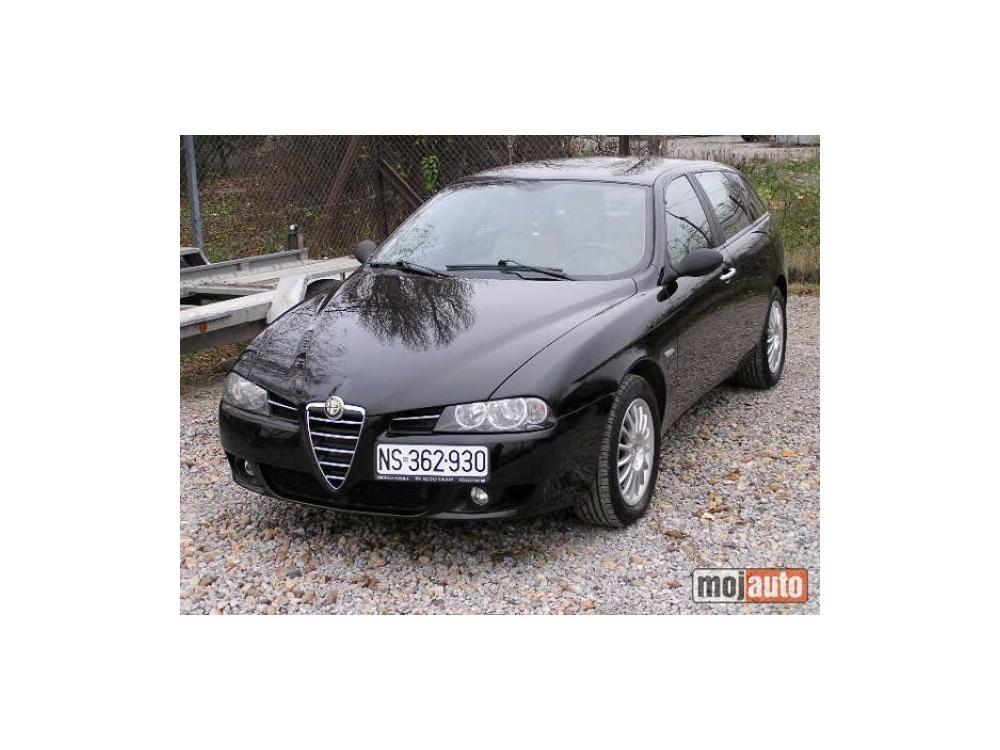 Prodám Alfa Romeo 156 1.9 jtd