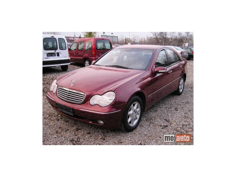 Prodám Mercedes-Benz C 200 cdi