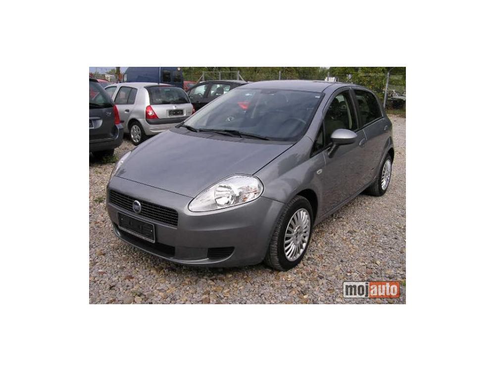Prodám Fiat Grande Punto 1.3 mjet