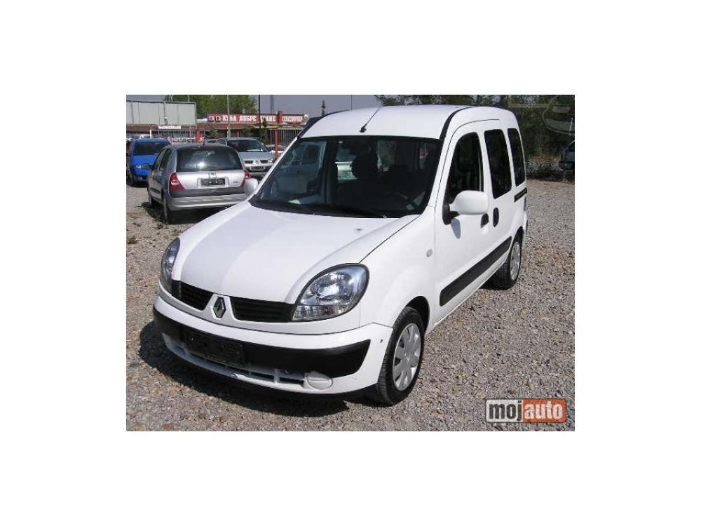 Prodám Renault Kangoo 1.5 dci
