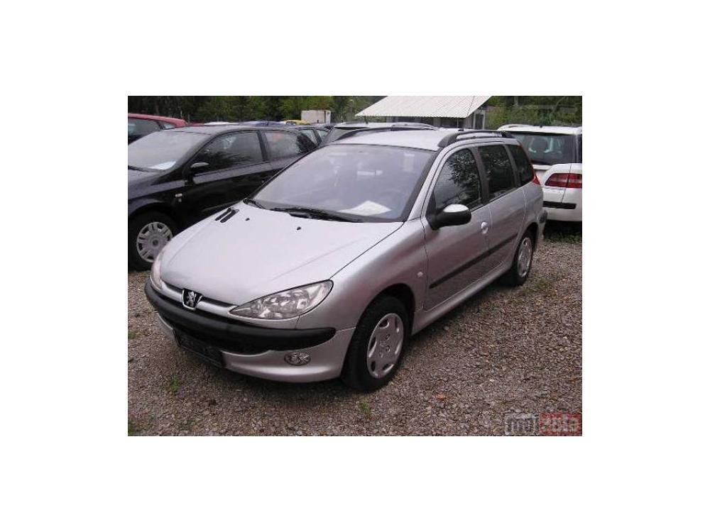 Prodám Peugeot 206 1.4 hdi