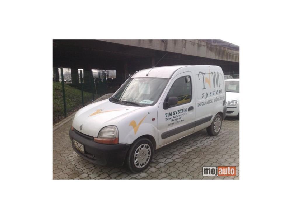 Prodám Renault Kangoo 1,5 DCI