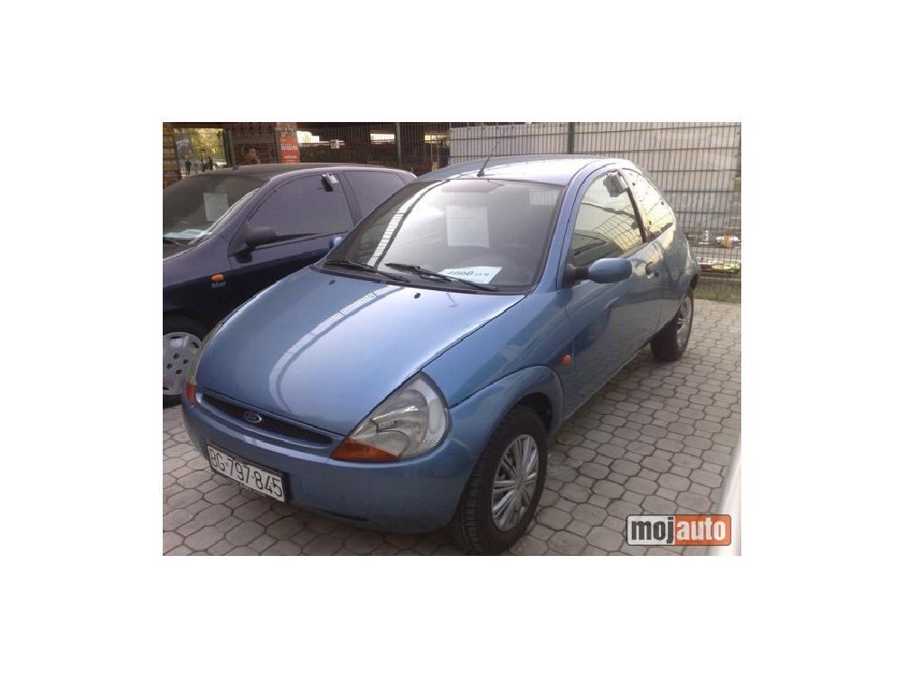 Prodám Ford Ka 1,3