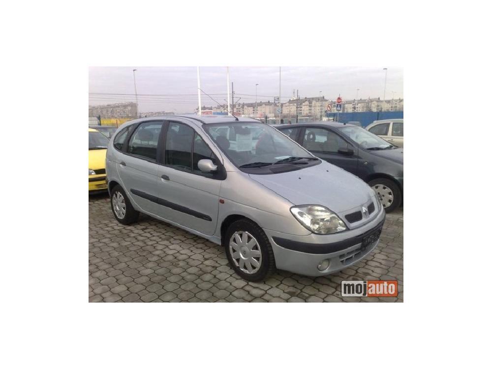 Prodám Renault Scenic 1,9 DCI