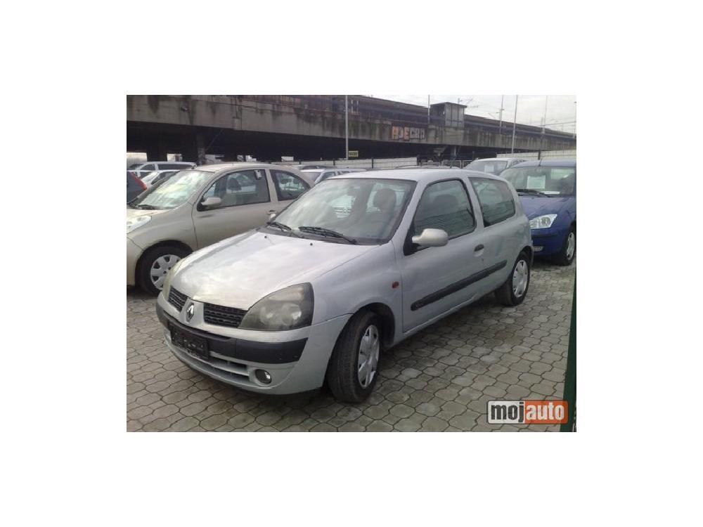 Prodám Renault Clio 1,2
