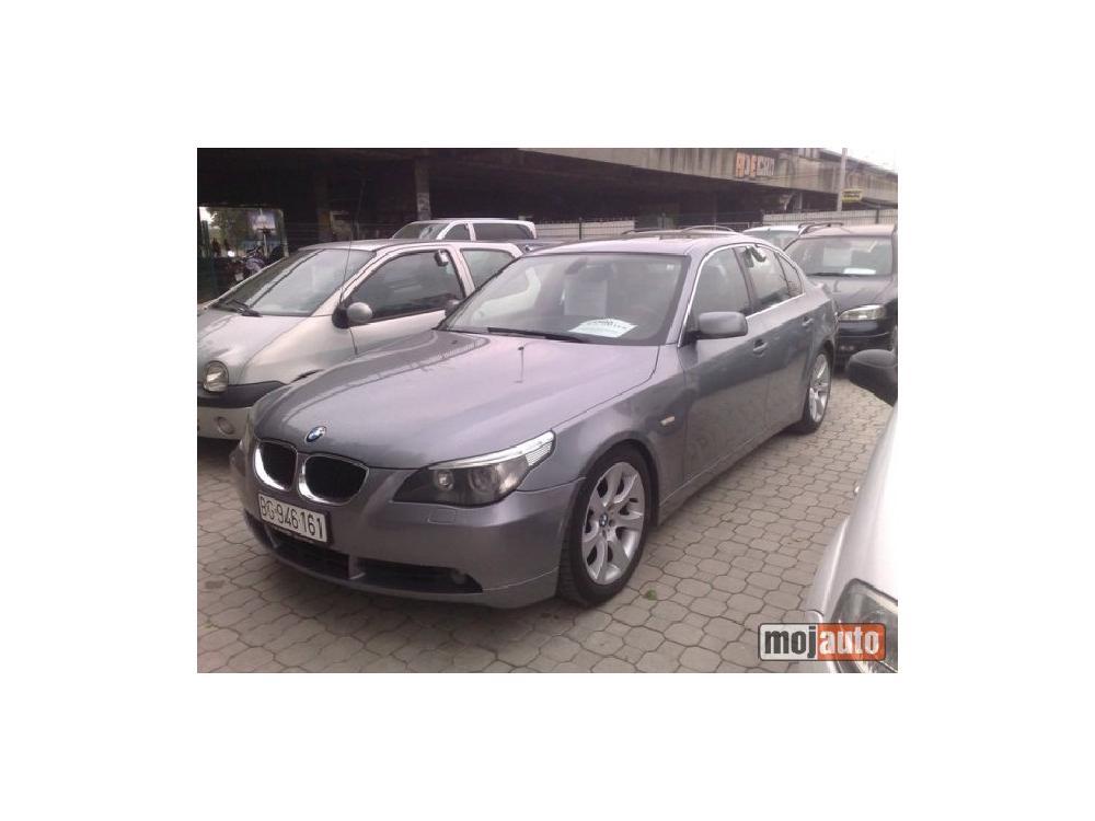 Prodám BMW 530 3,0 D