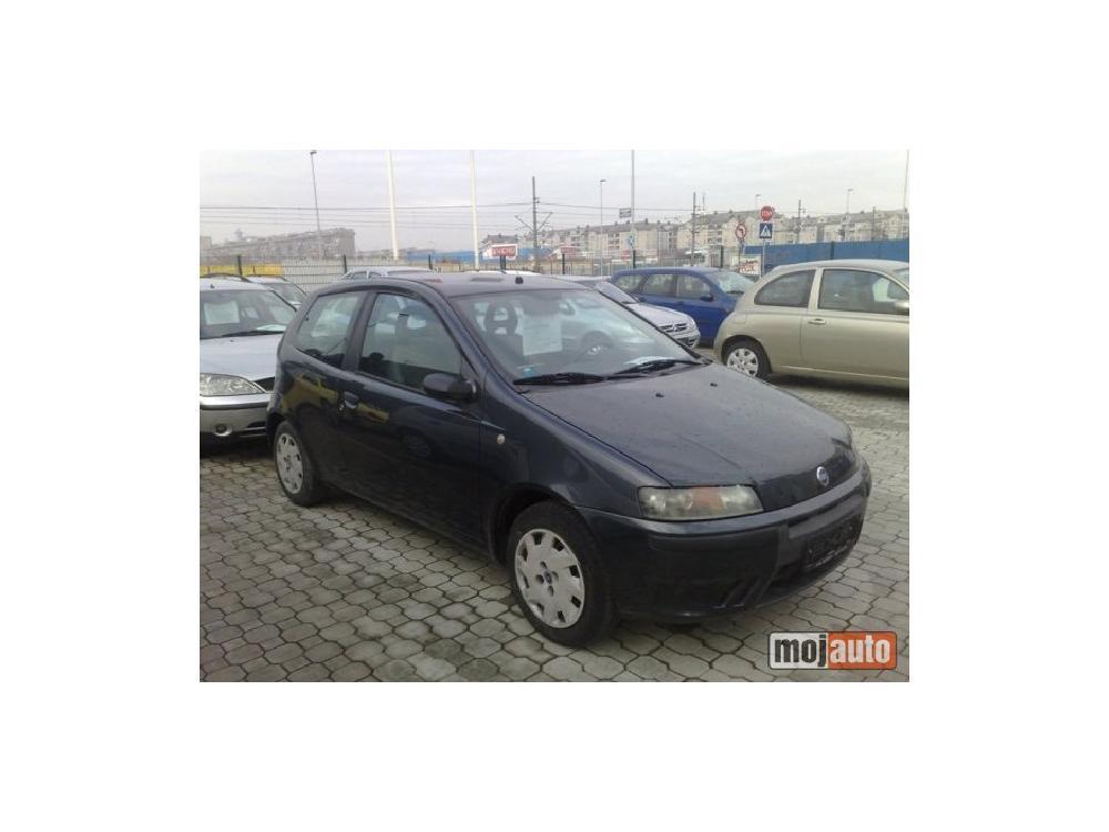 Prodám Fiat Punto 1,2