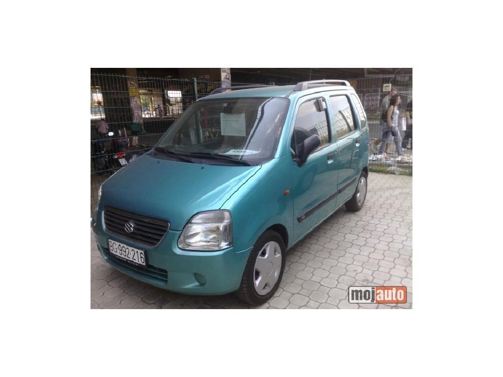Prodám Suzuki Wagon R+ 1,3