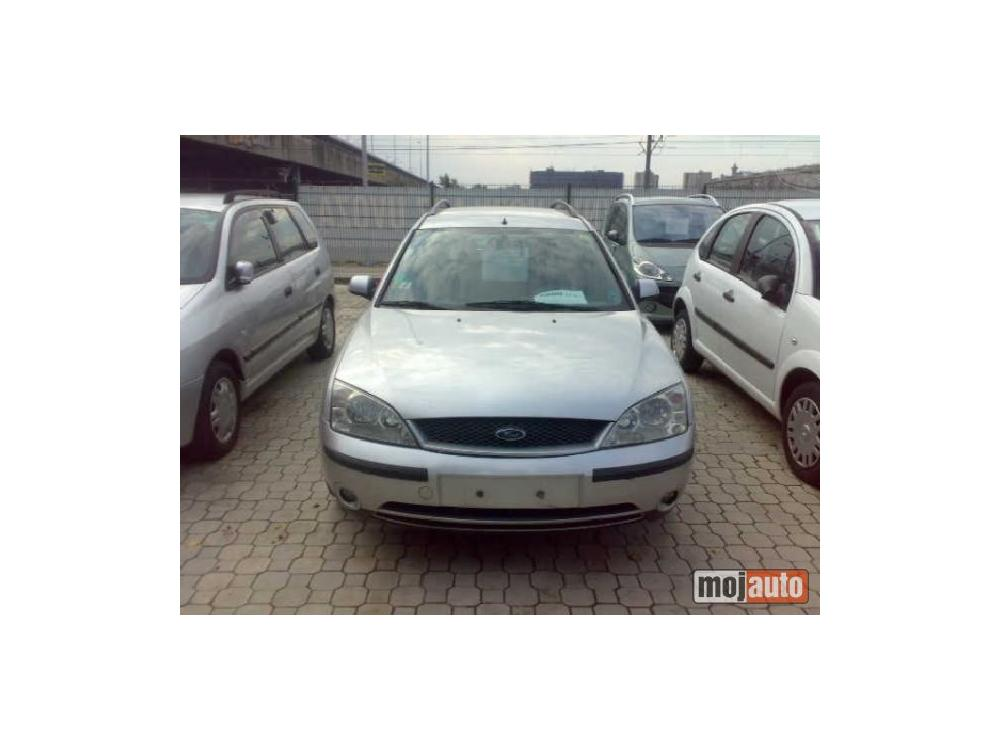 Prod�m Ford Mondeo 2,0 TDCI
