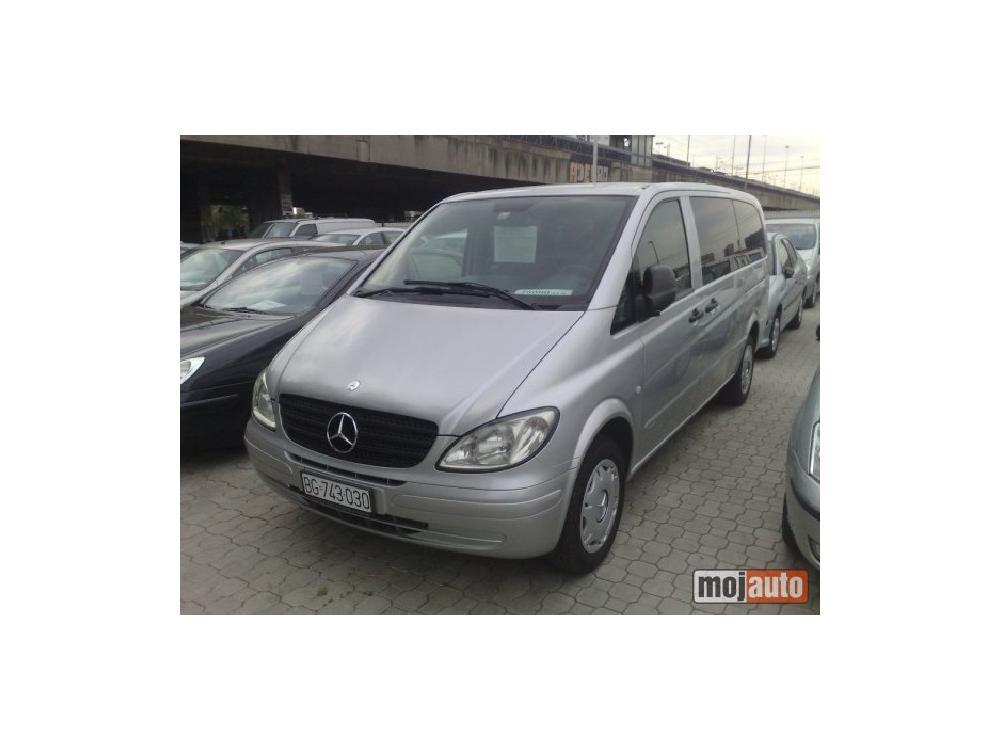 Prodám Mercedes-Benz Vito 115 MIX 2.2 CDI