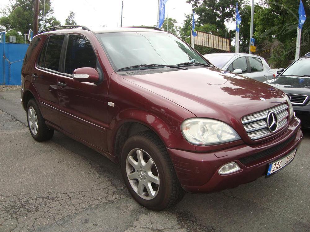 Prodám Mercedes-Benz M ML 320i + LPG,2023,Pravid.ser.