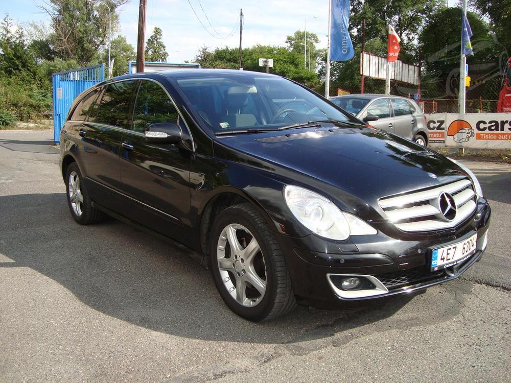 Prodám Mercedes-Benz R 320 CDi,4-MATIC,ČR,2.Maj.S.kn.