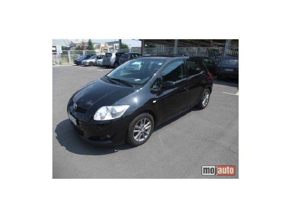 Prodám Toyota Auris 1.4 D-4D Blue