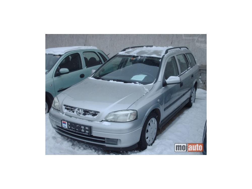 Prodám Opel Astra 1.6 16V