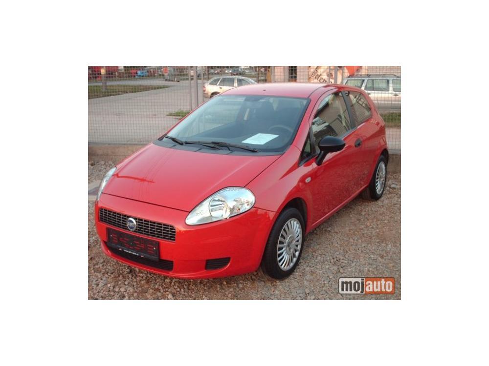 Prodám Fiat Grande Punto 1.3 m-jet